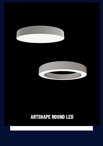 Lampa Artshape Round LED