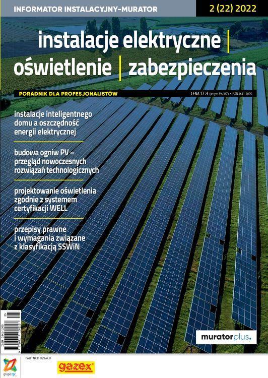 Instalacje Elektryczne, Oświetlenie, Zabezpieczenia 2021 - DRUK