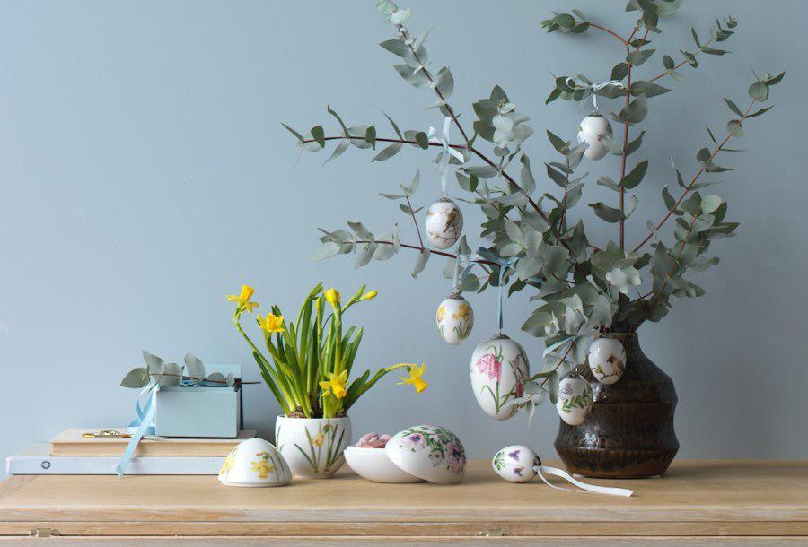 Wielkanocne stroiki z kwiatów i gałązek. Wykonaj je razem z nami!