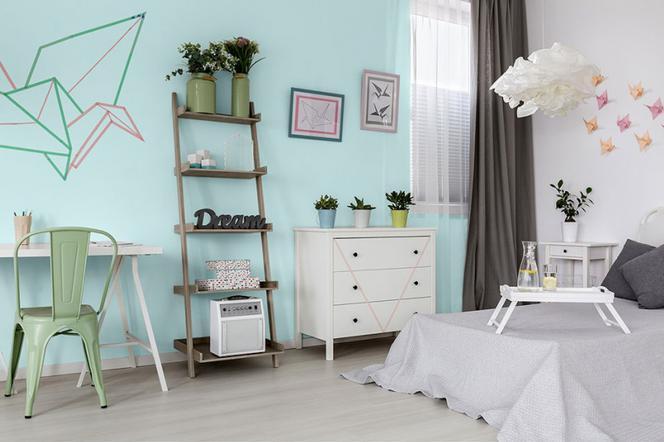 Jaką farbę wybrać do pokoju dziecka?